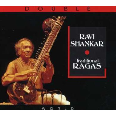 Ravi Shankar TRADITIONAL RAGAS CD