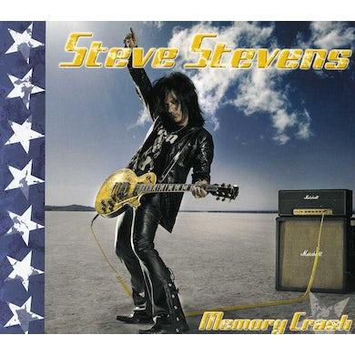 Steve Stevens MEMORY CRASH CD