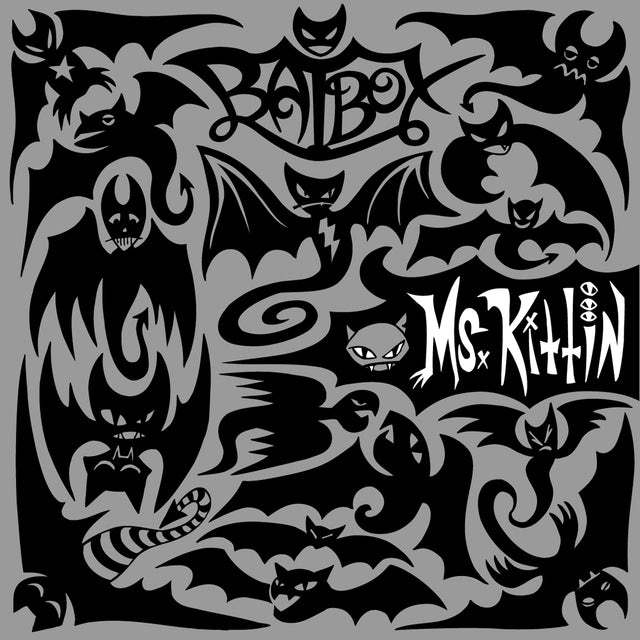 Miss Kittin BATBOX CD