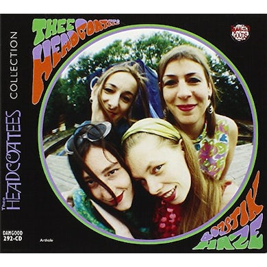 Thee Headcoatees BOZSTIK HAZE CD