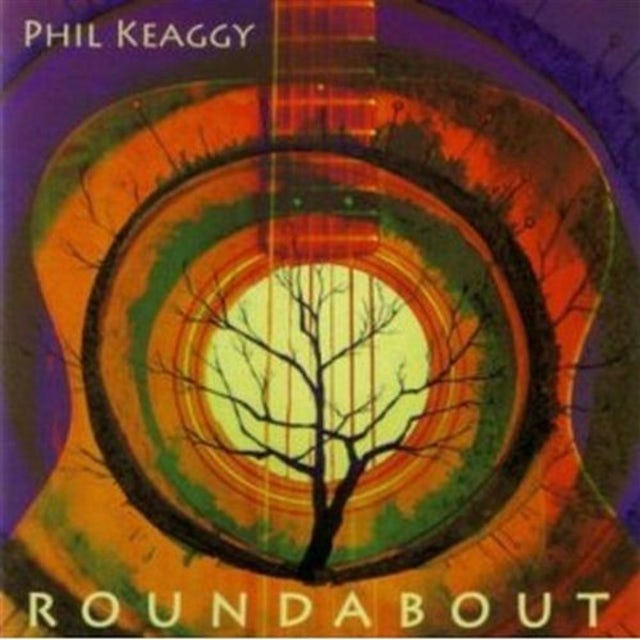 Phil Keaggy ROUNDABOUT CD