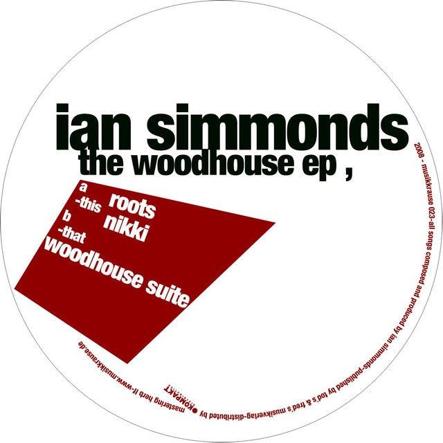 Ian Simmonds WOODHOUSE Vinyl Record