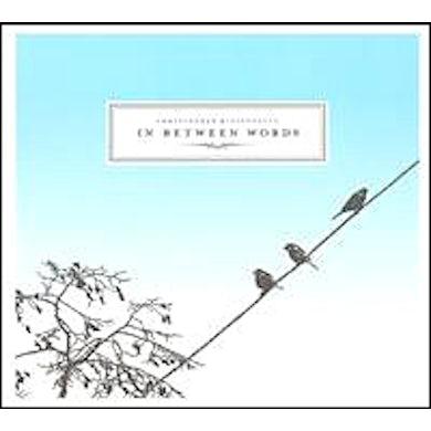Christopher Bissonnette IN BETWEEN WORDS CD