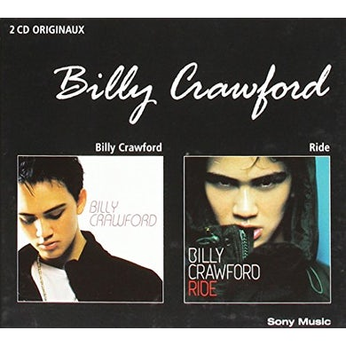 Billy Crawford RIDE CD