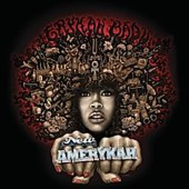Erykah Badu NEW AMERYKAH PART ONE: 4TH WORLD WAR Vinyl Record