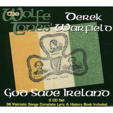 Derek Warfield GOD SAVE IRELAND CD