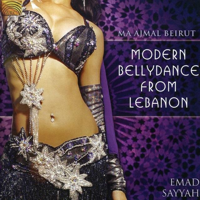 Emad Sayyah MA AJMAL BEIRUT: MODERN BELLYDANCE FROM LEBANON CD
