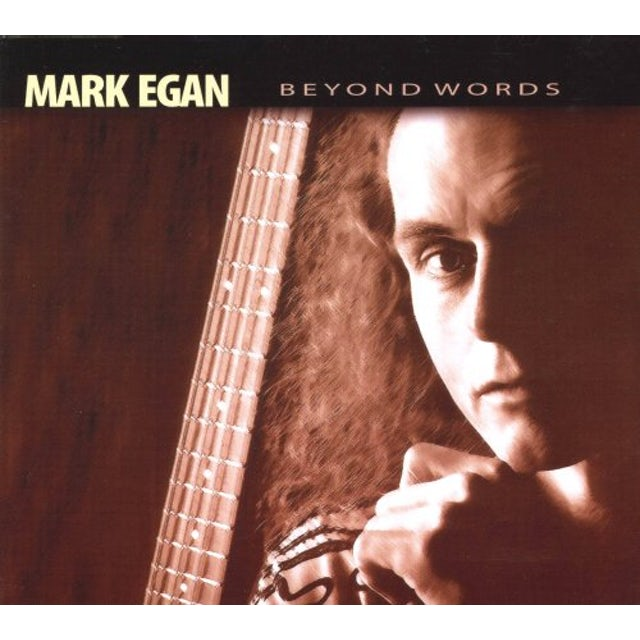 Mark Egan BEYOND WORDS CD