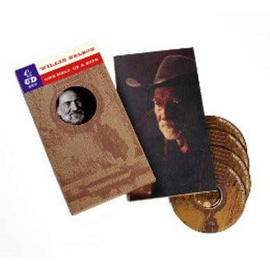 Willie Nelson ONE HELL OF A RIDE CD