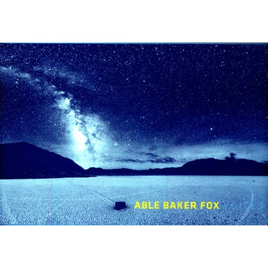 Able Baker Fox VOICES Vinyl Record