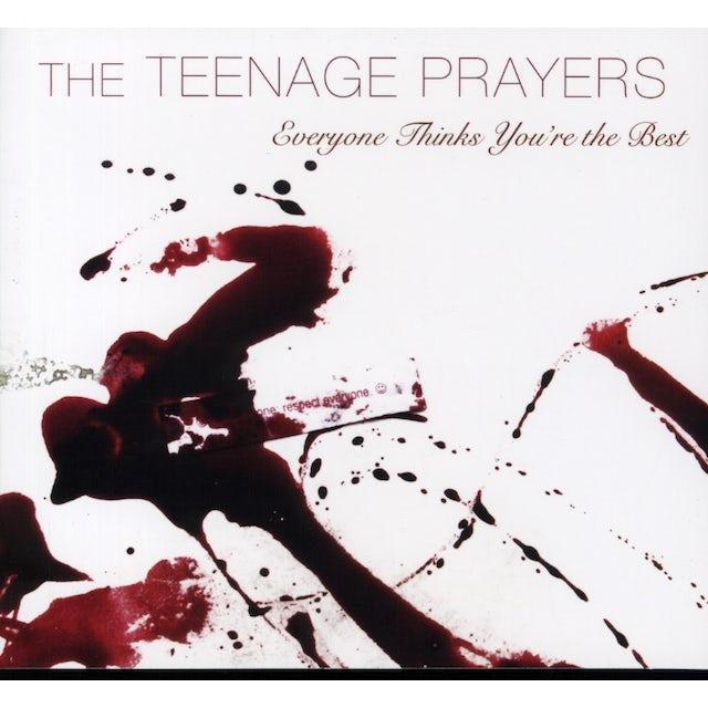 Teenage Prayers