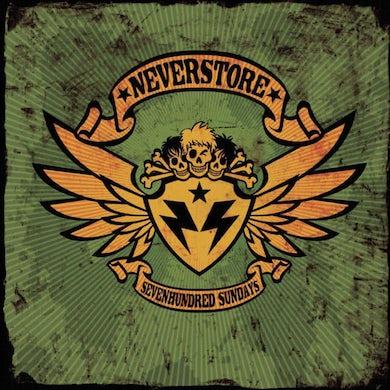 Neverstore SEVENHUNDRED SUNDAYS CD