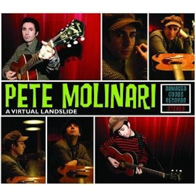 Pete Molinari VIRTUAL LANDSLIDE CD