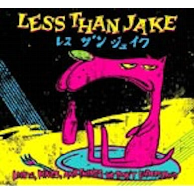 Less Than Jake LOSERS KINGS & THINGS WE DON'T UNDERSTAND CD