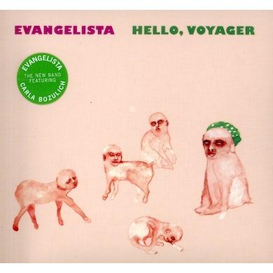 Evangelista HELLO VOYAGER CD