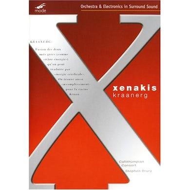 Iannis Xenakis KRAANERG DVD