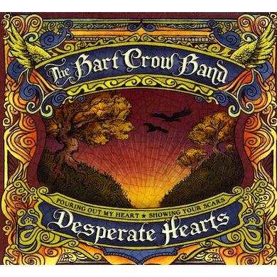 Bart Crow DESPERATE HEARTS CD