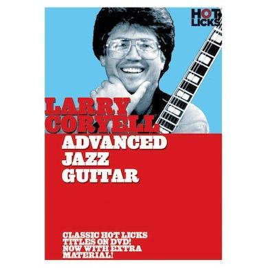 Larry Coryell ADVANCED JAZZ GUITAR DVD