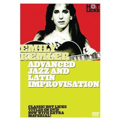 ADVANCED JAZZ & LATIN IMPROVISATION DVD