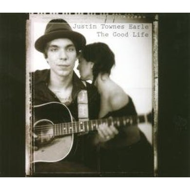Justin Townes Earle GOOD LIFE CD