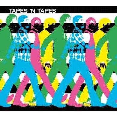 Tapes N Tapes WALK IT OFF Vinyl Record