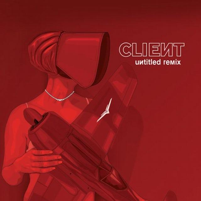Client UNTITLED REMIX CD