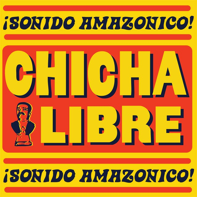 Chicha Libre SONIDO AMAZONICO CD