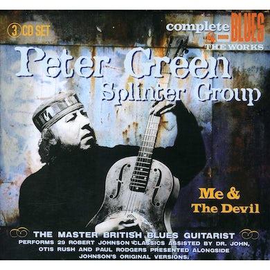 Peter Green ME & THE DEVIL CD