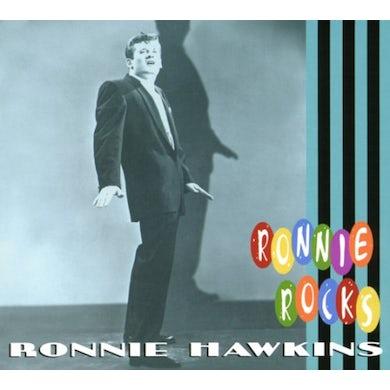 Ronnie Hawkins ROCK CD