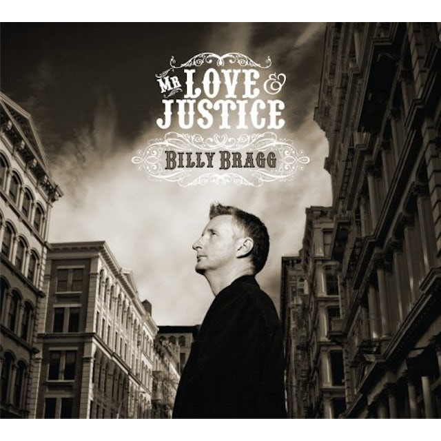 Billy Bragg MR LOVE & JUSTICE CD