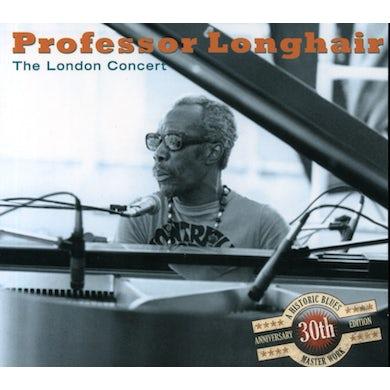 Professor Longhair LONDON CONCERT 30TH ANNIVERSARY CD