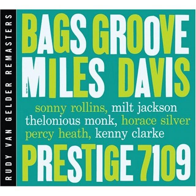 Miles Davis BAG'S GROOVE CD