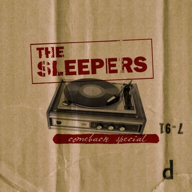 Sleepers COMEBACK SPECIAL CD