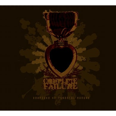 Complete Failure PERVERSIONS OF GUILT CD