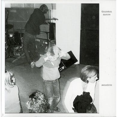 Thurston Moore SENSITIVE / LETHAL CD