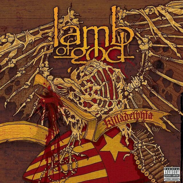 Lamb Of God KILLADELPHIA Vinyl Record