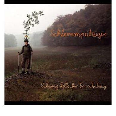 Schlammpeitziger SCHWINGSTELLE FUR RAUSCHABZUG CD