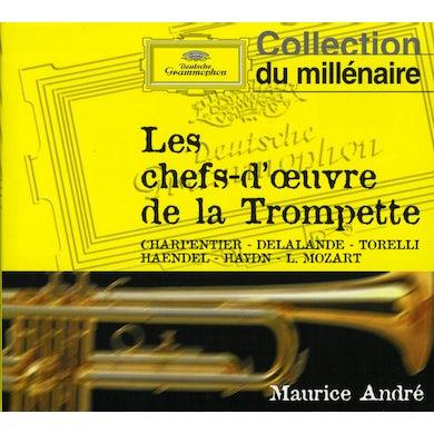 Maurice Andre CHEFS D'OEUVRE DE LA TROMPETTE CD