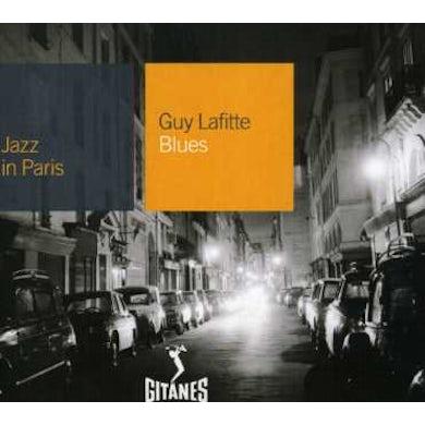 Guy Lafitte BLUES: JAZZ IN PARIS CD