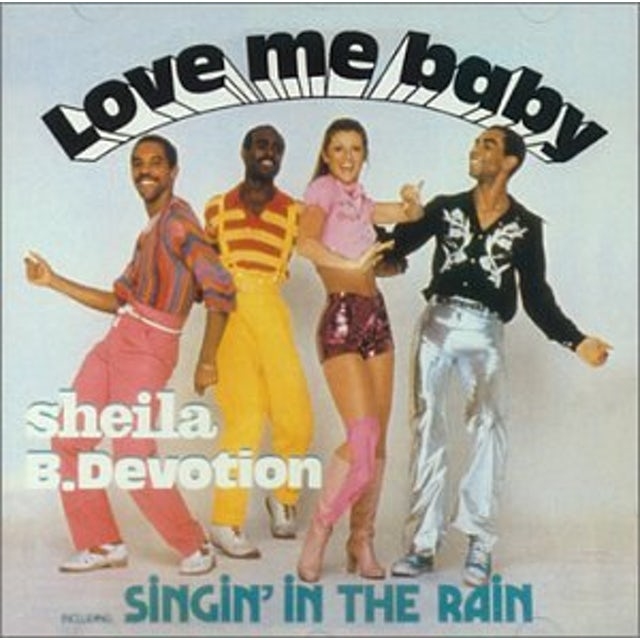 Sheila SINGIN IN RAIN CD