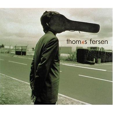 Thomas Fersen QUATRE CD