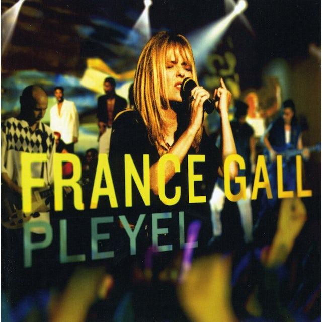 France Gall PLEYEL CD
