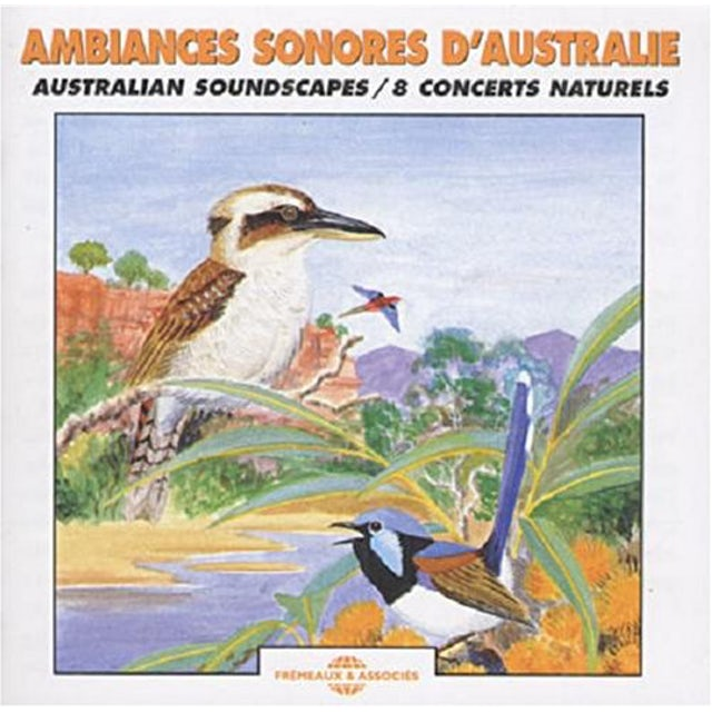 Sounds of Nature AUSTRALIAN SOUNDSCAPES CD