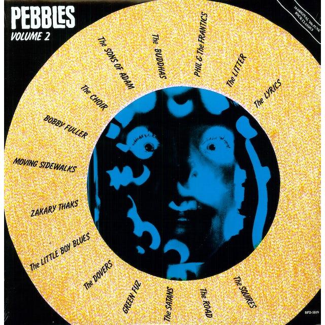 Pebbles 2 / Various Vinyl Record