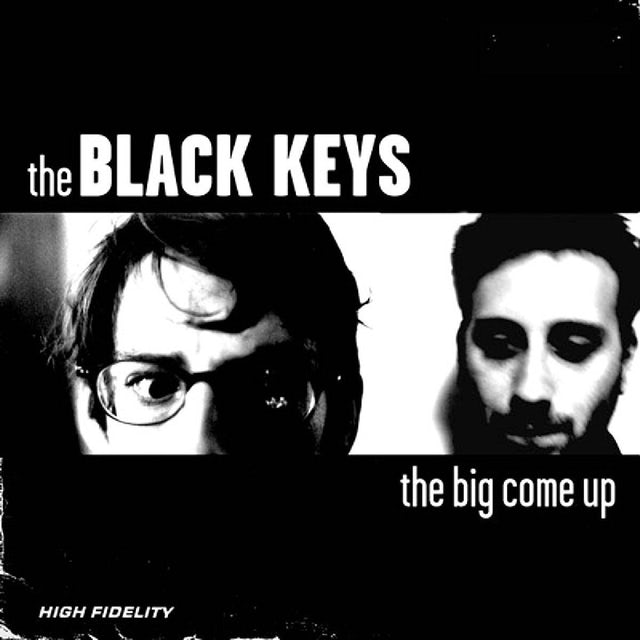 Black Keys BIG COME UP Vinyl Record