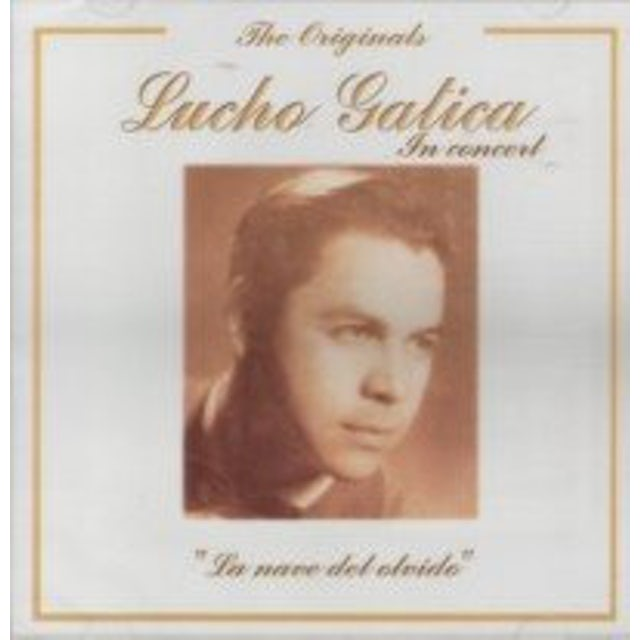 Lucho Gatica NAVE DEL OLVIDO CD