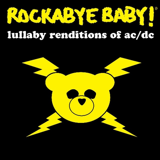 Rockabye Baby LULLABY RENDITIONS OF AC/DC CD