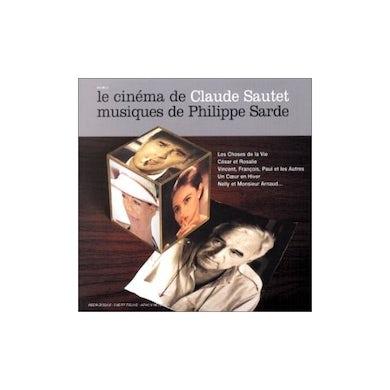 Philippe Sarde LE CINEMA DE CLAUDE SAUTET CD