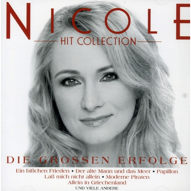 Nicole HIT COLLECTION CD