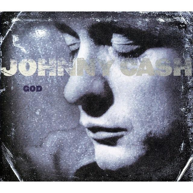 Johnny Cash GOD CD